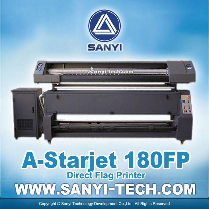 Direct Fabric Printer, textile printer 1