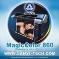 Dye Inkjet Printer SY-860, waterbase printer 1