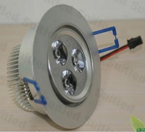 LED 3W筒灯/天花灯 1