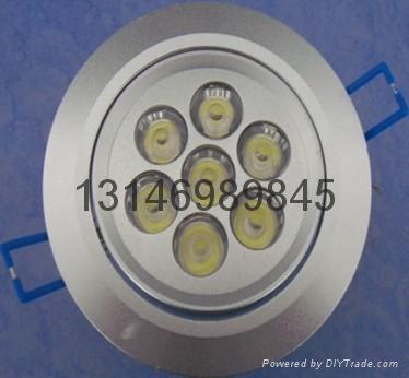 LED 3W筒灯/天花灯 3