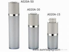rotary airless bottle
