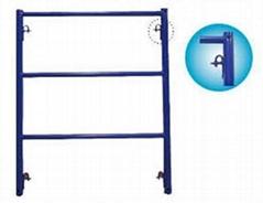 scaffolding frame system & twist lock