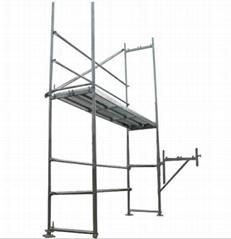 scaffolding Plettac system