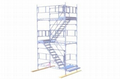 scaffolding Hakii system