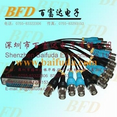 VGA cable  for CCTV DVR card