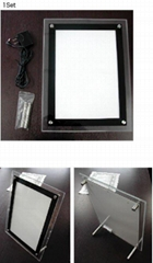 acrylic LED board
