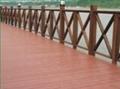 北京木塑欄杆
