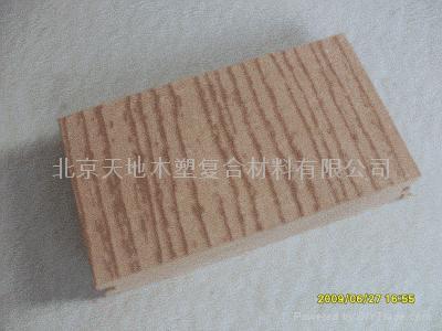 木塑復合材料 1