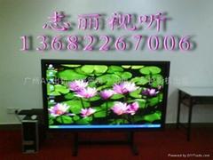广州65寸等离子电视出租租赁