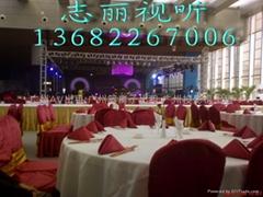 广州会议设备展会设备视听设备租赁