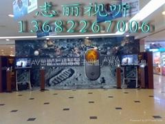 广州高清电视出租
