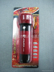 JY-8830 flashlight Torch