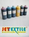 捷特絲紡織品數碼印花塗料墨水