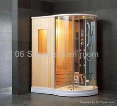 Steam Sauna room