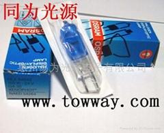 OSRAM(蓝色)卤素灯泡64642 24V 150W