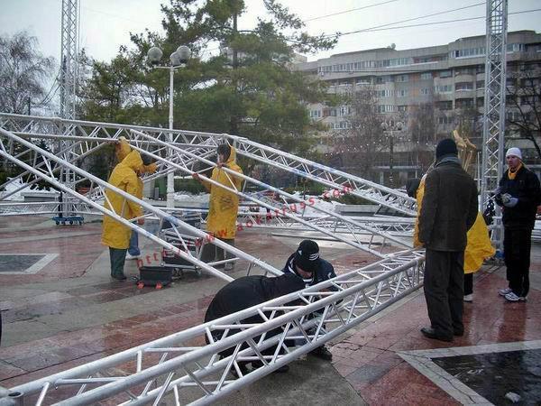 AoKa Aluminum Roof Truss System - 290*290mm - AoKa Truss