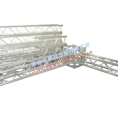 Aoka aluminum roof truss system 290 290mm aoka truss for Truss roof system