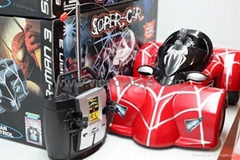 hot selling  spider man rc car