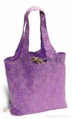 折疊滌綸購物袋