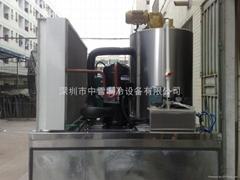 大型工業片冰機
