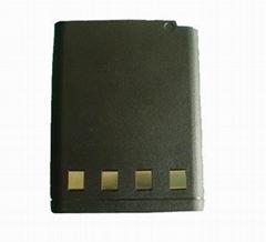 Portable radio battery NTN5521 two way radio battery for motorola P200, P210,