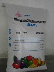 MAP (Mono Ammonium Phosphate)