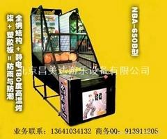 投籃機籃球機