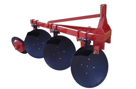 Disc Plough Drawing Heavy-duty Disc Plough