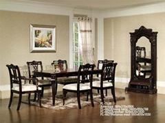 Classical Dining Room Set(FL6623)