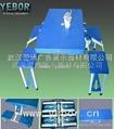武漢塑料連體桌椅出售批發 4