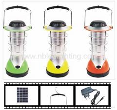 42PCS LED Solar Lantern