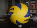 Micro Fiber Volleyball-Mikasa Panel