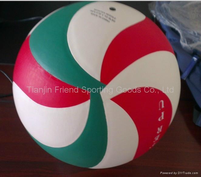 Micro Fiber Volleyball-Molten Panel 2