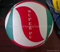 Micro Fiber Volleyball-Molten Panel 3