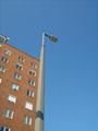 High power intelligent LED 120W Street