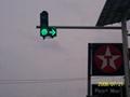 LED Traffic signal light in Nigeria