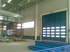 工業高速提升門、工業柔性大門