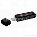 Option Icon 225 USB Wireless Modem with Built-in software driver
