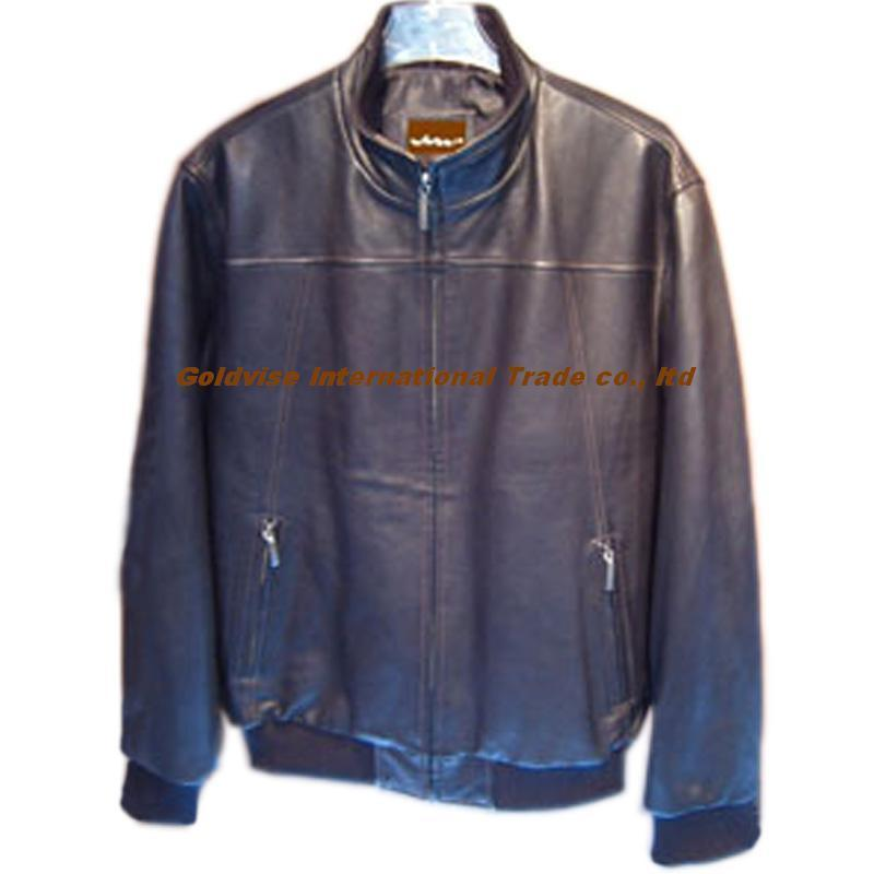Leather Jacket Lamb Bion 001 Oem China Leather