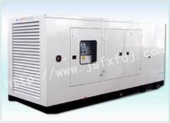 供应300kw低噪音发电机组