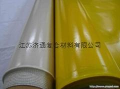 绝缘导热阻燃硅胶布