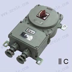 BDZ52系列防爆断路器(IIB,IIC)