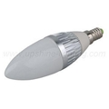 4W E14 dimmable CREE LED candle bulb
