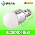 5W G60 global LED bulbs dimmable and non-dimmable CREE Edison Sharp LED