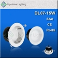 30W 6inch PF 0.92 high power SMD led ceiling light