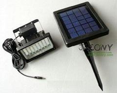 Solar floodlight 28 super bright LEDS