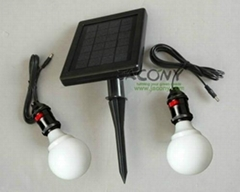 Solar home light+100% solar powered+For Room lighting