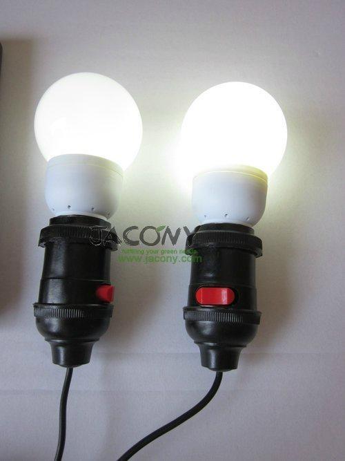 Solar home light+100% solar powered+For Room lighting - JL-4504B ...