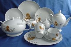 Porcelain dinnerware  DL-87679