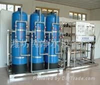 桶裝純淨水設備